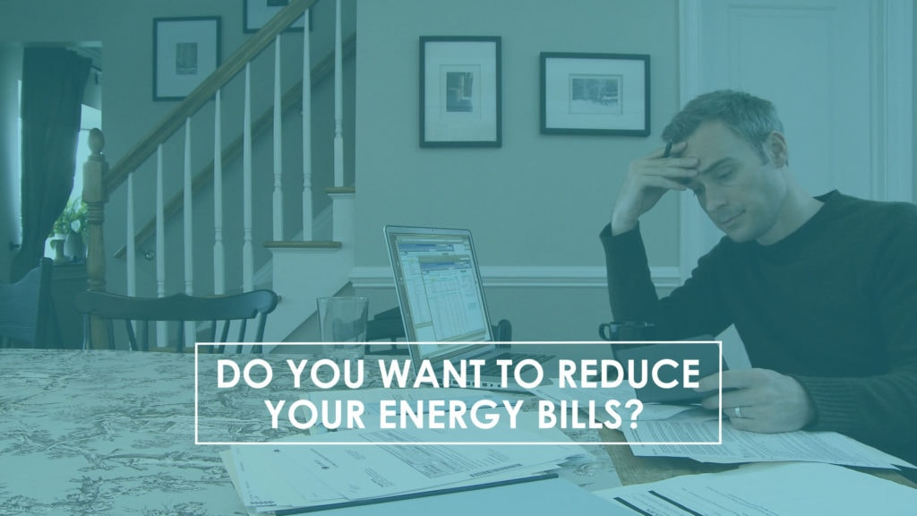 reduce your energy bills by upgrading your home's HVAC equipment