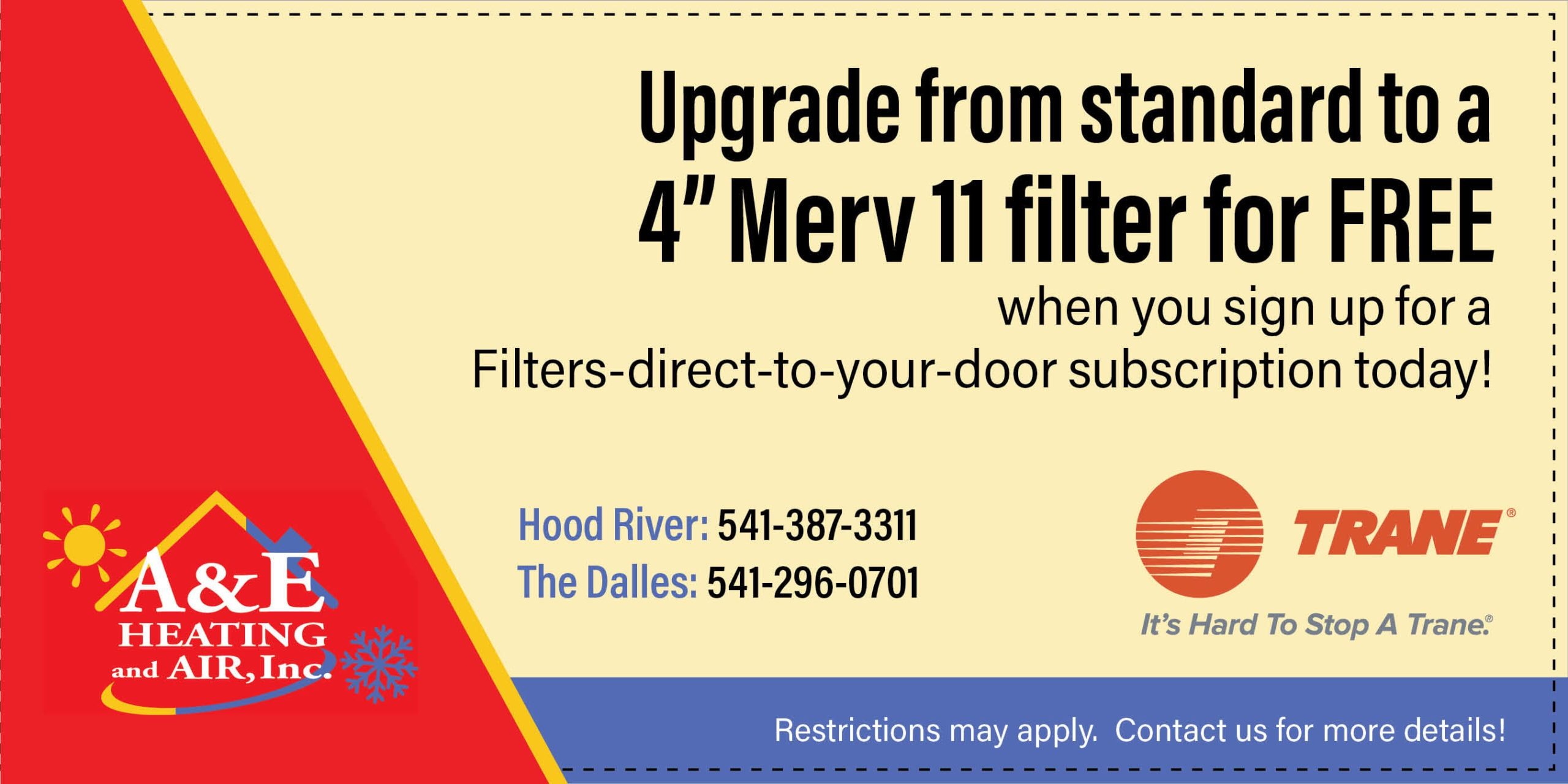 AEH Filter-upgrade-coupon